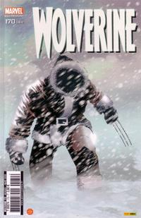 Cover Thumbnail for Wolverine (Panini France, 1997 series) #170