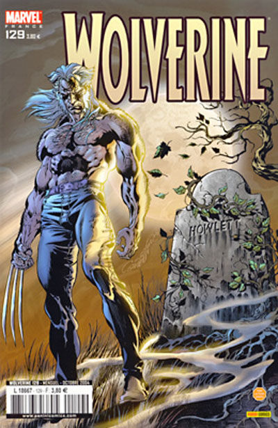Cover for Wolverine (Panini France, 1997 series) #129