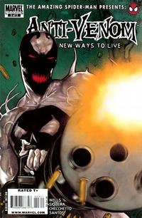 Cover Thumbnail for The Amazing Spider-Man Presents: Anti-Venom: New Ways to Live (Marvel, 2009 series) #3