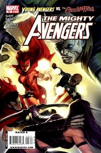 Cover Thumbnail for The Mighty Avengers (Marvel, 2007 series) #28
