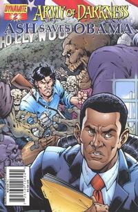 Cover Thumbnail for Army of Darkness: Ash Saves Obama (Dynamite Entertainment, 2009 series) #2