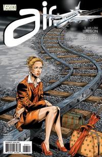 Cover Thumbnail for Air (DC, 2008 series) #13