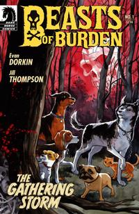 Cover Thumbnail for Beasts of Burden (Dark Horse, 2009 series) #1