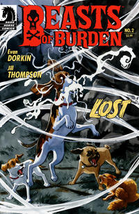 Cover Thumbnail for Beasts of Burden (Dark Horse, 2009 series) #2