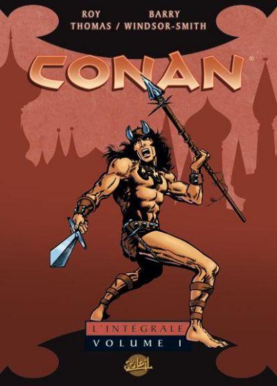 Cover for Conan L'Intégrale (Soleil, 2004 series) #1