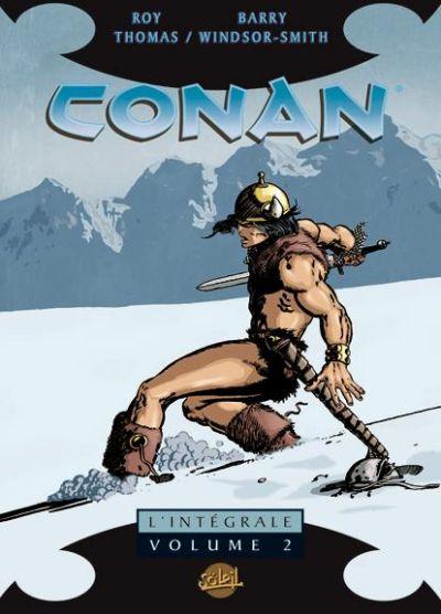 Cover for Conan L'Intégrale (Soleil, 2004 series) #2