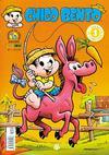Cover for Chico Bento (Panini Brasil, 2007 series) #1