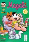 Cover for Magali (Panini Brasil, 2007 series) #1