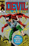 Cover for Devil Classic (Edizioni Star Comics, 1993 series) #7