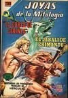Cover for Joyas de la Mitología (Epucol, 1973 series) #3