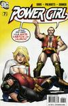 Cover for Power Girl (DC, 2009 series) #7
