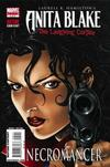Cover for Anita Blake, The Laughing Corpse - Necromancer (Marvel, 2009 series) #5