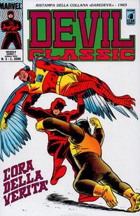 Cover Thumbnail for Devil Classic (Edizioni Star Comics, 1993 series) #3