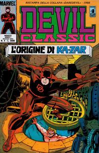 Cover Thumbnail for Devil Classic (Edizioni Star Comics, 1993 series) #4