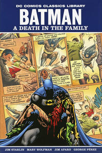 Cover Thumbnail for DC Comics Classics Library: Batman - A Death in the Family (DC, 2009 series)