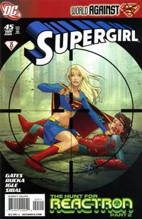 Cover Thumbnail for Supergirl (DC, 2005 series) #45