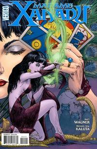 Cover Thumbnail for Madame Xanadu (DC, 2008 series) #14