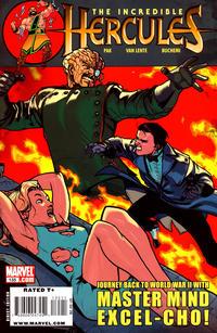 Cover Thumbnail for Incredible Hercules (Marvel, 2008 series) #135