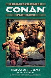 Cover Thumbnail for The Chronicles of Conan (Dark Horse, 2003 series) #14 - Shadow of the Beast and Other Stories