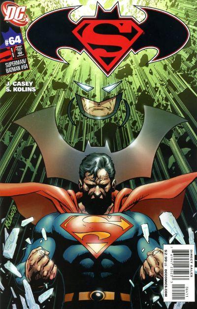 Cover for Superman / Batman (DC, 2003 series) #64