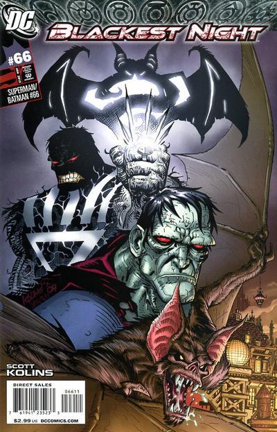 Cover for Superman / Batman (DC, 2003 series) #66