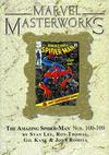 Cover for Marvel Masterworks: The Amazing Spider-Man (Marvel, 2003 series) #11 (122) [Limited Variant Edition]