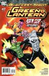 Cover for Green Lantern (DC, 2005 series) #47 [Direct Sales]