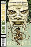Cover for Unknown Soldier (DC, 2008 series) #11