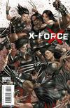 Cover for X-Force (Marvel, 2008 series) #20