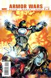 Cover for Ultimate Armor Wars (Marvel, 2009 series) #2