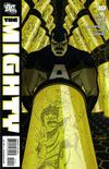 Cover for The Mighty (DC, 2009 series) #10
