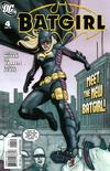 Cover for Batgirl (DC, 2009 series) #4