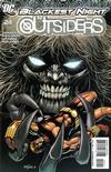 Cover for The Outsiders (DC, 2009 series) #24
