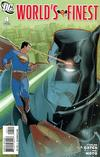 Cover for World's Finest (DC, 2009 series) #4 [Superman cover]