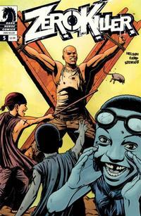 Cover Thumbnail for Zero Killer (Dark Horse, 2007 series) #5