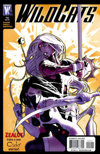 Cover Thumbnail for Wildcats (DC, 2008 series) #15