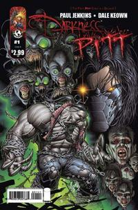 Cover Thumbnail for The Darkness / Pitt (Image, 2009 series) #1 [Cover A - Dale Keown]