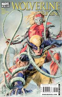 Cover Thumbnail for Wolverine: Origins (Marvel, 2006 series) #39