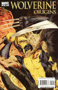 Cover Thumbnail for Wolverine: Origins (Marvel, 2006 series) #40