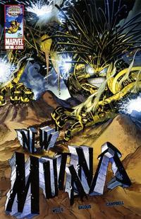 Cover Thumbnail for New Mutants (Marvel, 2009 series) #5
