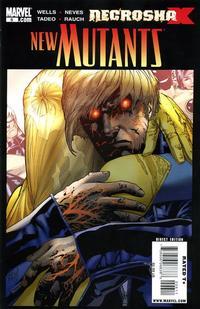 Cover Thumbnail for New Mutants (Marvel, 2009 series) #6