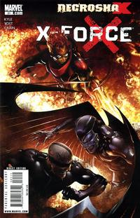 Cover Thumbnail for X-Force (Marvel, 2008 series) #21