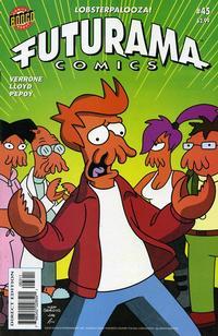 Cover Thumbnail for Bongo Comics Presents Futurama Comics (Bongo, 2000 series) #45