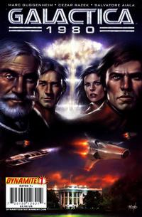 Cover Thumbnail for Galactica 1980 (Dynamite Entertainment, 2009 series) #1