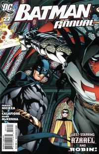 Cover Thumbnail for Batman Annual (DC, 1961 series) #27