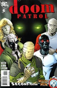 Cover Thumbnail for Doom Patrol (DC, 2009 series) #6