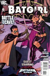 Cover Thumbnail for Batgirl (DC, 2009 series) #6