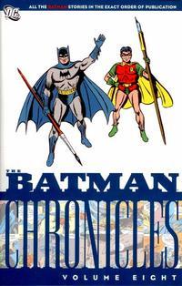 Cover Thumbnail for The Batman Chronicles (DC, 2005 series) #8