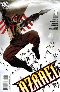 Cover Thumbnail for Azrael (DC, 2009 series) #1