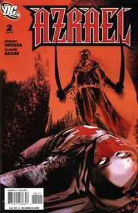 Cover Thumbnail for Azrael (DC, 2009 series) #2